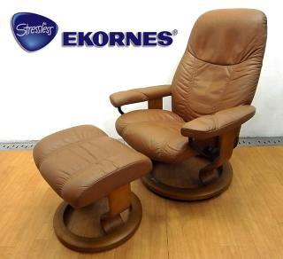 ◇ ノルウェー EKORNES ( エコーネス社 ) ストレスレス  『 Diplomat ( ディプロマット )』 ブラウン