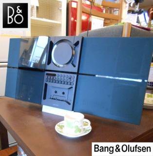 ◎Bang&Olufsen バング&オルフセン BEOSOUND CENTURY CDラジカセ