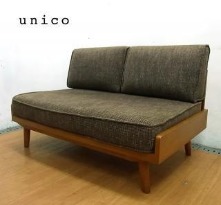 ● unico / ウニコ ALBERO / アルベロ カバーリング2Pソファ