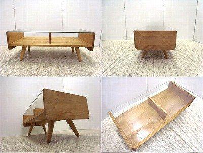 ☆ Momo Natural COMO 2 way low table / モモナチュラル コモ 2ウェイローテーブル