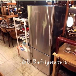 ◇ General Electric / ゼネラル・エレクトリック 家庭用大型冷蔵庫 「TCJ12GFD」 313リットル