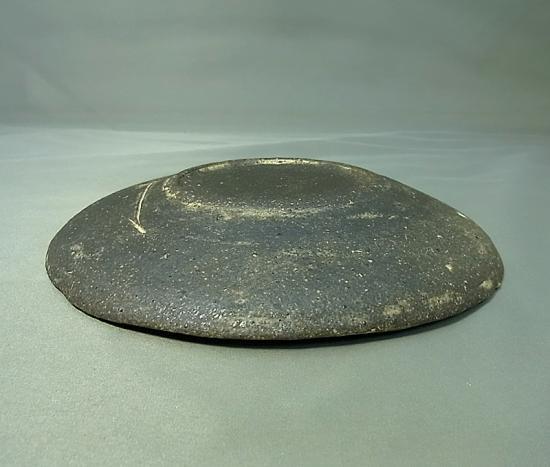 ● 村上躍  丸皿6.5寸 B
