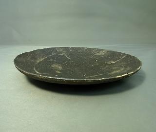 ● 村上躍  丸皿6.5寸 C