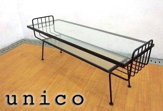 unico / ウニコ ◇ Stella ( ステラ )シリーズ ◇ 『 リビングテーブル 』