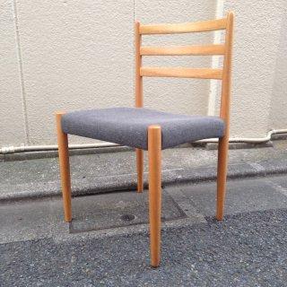 ◎柏木工 オーク無垢材×ファブリック   シガーロ ダイニングチェア A / KASHIWA Oak Wood × Fabric Dining Chair A