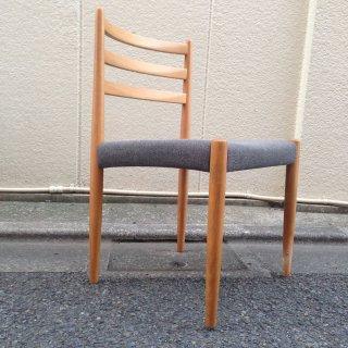 ◎柏木工 オーク無垢材×ファブリック  シガーロ ダイニングチェアB / KASHIWA Oak Wood × Fabric Dining Chair B