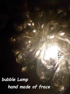 ■France Bubble Lampe 泡ランプ バブルランプ ハンドメイド オブジェ H.P DECO