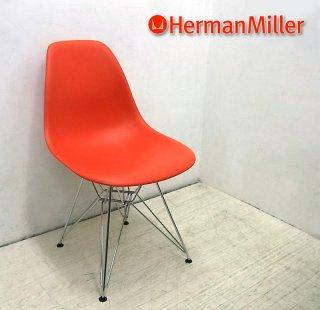 U.S.A Herman Miller / ハーマンミラー   『 DSR = サイドシェルチェア 』   オレンジ ★