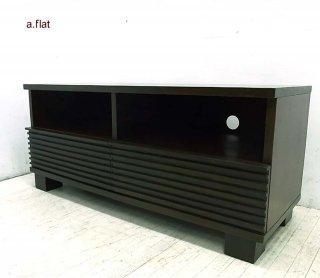 ◇a.Flat エーフラット 木製TV/AVローボード アジアン家具