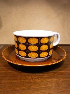 ■ Gefle ゲフレ Lemon レモン カップ&ソーサー �