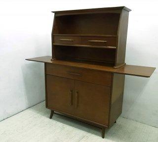 60's USビンテージ ★ Northwest Chair Co. / ノースウエストカンパニー ★ 『 飾り棚 / キッチンボード / 食器棚 』
