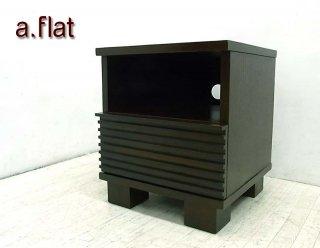 ■アジアンモダンファニチャー  a.Flat /  エーフラット   AVボード / ナイトテーブル / サイドテーブル