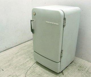 ● HITACHI 日立製 レトロ 冷蔵庫 白熊マーク ビンテージ