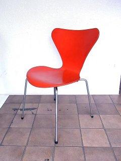 ◇フリッツハンセン / Fritz Hansen 『 セブンチェア / Seven Chair 』 RED