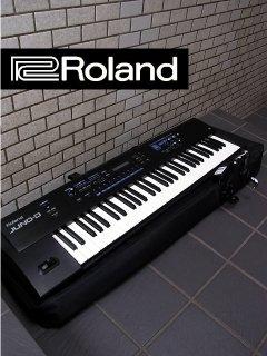 ■美品 ROLAND ローランド JUNO-D 61鍵 シンセサイザー 動作OK