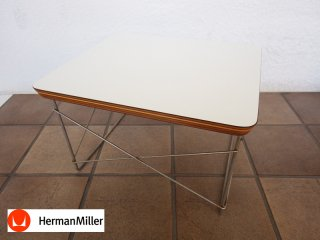 Herman Miller ハーマンミラー ビンテージ Wire Base Low Table LTRT Charles&Ray Eames チャールズ&レイイームズ ◇