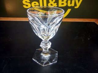 ■ BACCARAT/バカラ アルクール ガラス ワイングラス スモール  �