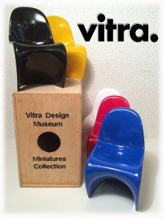◎ Vitra. Design Museum ヴィトラ デザイン ミュージアム Panton Chair パントンチェア 1/6サイズ