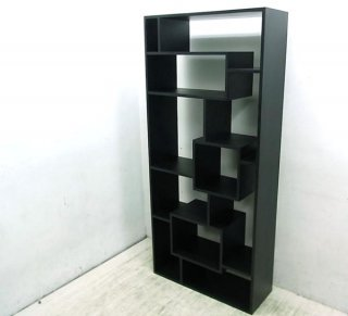 ■Crastina クラスティーナ モダン オープンシェルフ 本棚