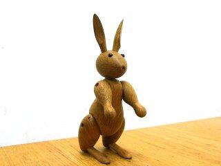 ● カイボイスン Kay Bojesen ビンテージ ウサギ