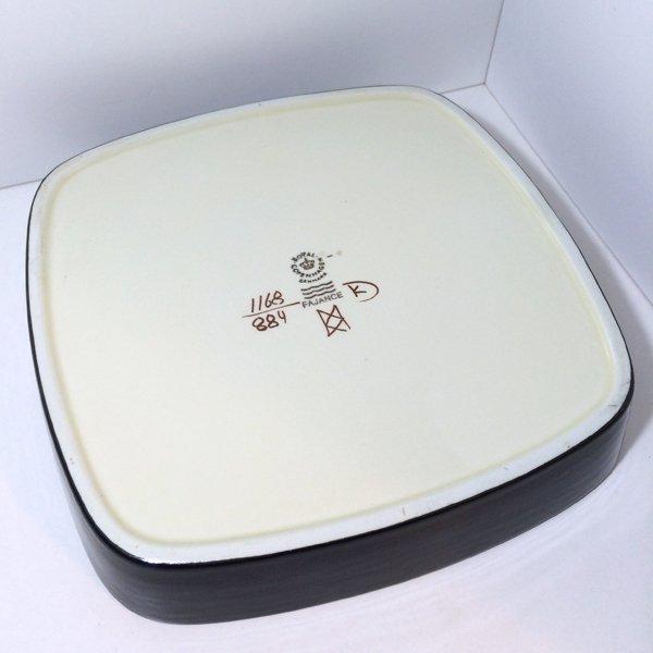 <img class='new_mark_img1' src='https://img.shop-pro.jp/img/new/icons20.gif' style='border:none;display:inline;margin:0px;padding:0px;width:auto;' />◎経堂店 Royal Copenhagen ロイヤルコペンハーゲン Tenera テネラ スクエアプレート 21cm