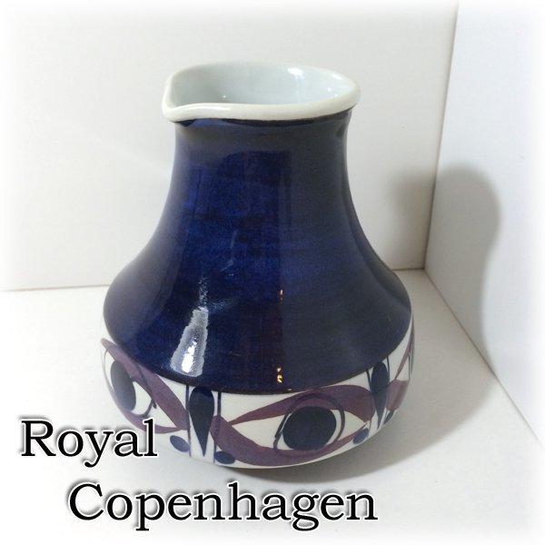 <img class='new_mark_img1' src='https://img.shop-pro.jp/img/new/icons20.gif' style='border:none;display:inline;margin:0px;padding:0px;width:auto;' />◎経堂店 Royal Copenhagen ロイヤルコペンハーゲン Tenera テネラ ピッチャー