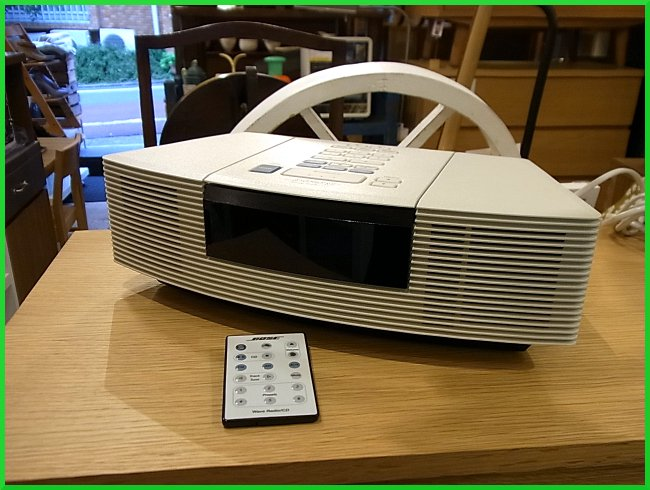 ■ BOSE Wave music system 【Wave Radio】パーソナルオーディオ CD ラジオ
