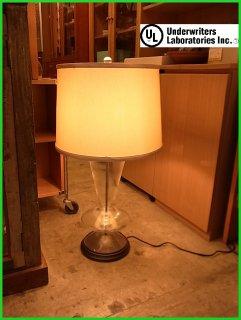 ■ ホテルライクインテリア USA Vintage-Underwriters-Laboratories Table Lamp スタンドライト