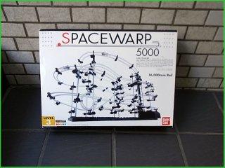 ■ 2006年グッドデザイン賞受賞 生産終了品 SPACE WARP 5000 スペースワープ BANDAI ほぼ未組み立て