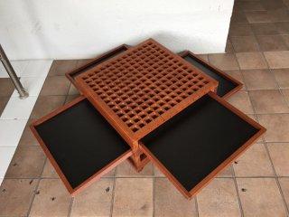 ◇Bellato テトラテーブル TETRA TABLE 建築家V.Aデザイン MoMA