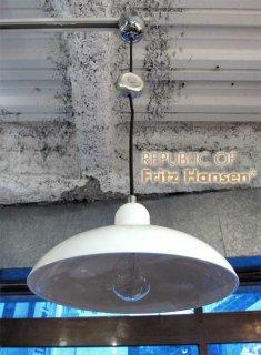 Fritz Hansen / フリッツハンセン ★ クリスチャン・デル ★ ペンダントライト 『 KAISER idell / カイザー・イデル ( Off White ) 』