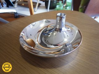 <img class='new_mark_img1' src='//img.shop-pro.jp/img/new/icons20.gif' style='border:none;display:inline;margin:0px;padding:0px;width:auto;' />Georg Jensen / ジョージ・ジェンセン キャンドルホルダー A◇