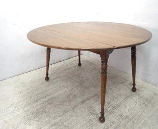 コロニアルクラフト / Colonial Craft USA製 ドロップリーフテーブル ●