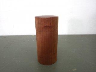 三谷龍二 山桜茶筒 h15.2cm ●