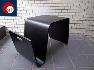 offi/オフィー Mag Table マグ テーブル ブラック プライウッド ■