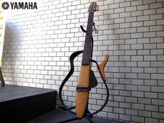 極美品 Yamaha ヤマハ サイレント ギター SLG-110S ナチュラル 2015年購入 ■