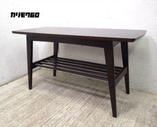 Karimoku カリモク60 リビングテーブル S カラー カフェブラウン ●