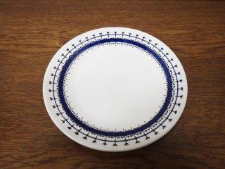 UPSALA EKEBY / ウプサラエクビイ GEFLE / ゲフレ SMIDE / スミデ ケーキプレート 18cm ブルー A◇