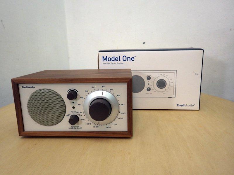 Tivoli Audio チボリオーディオ Model One M1CLA  ラジオ クラシックウォールナット ●