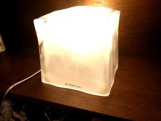 art work studio Ice cube ランプ ■