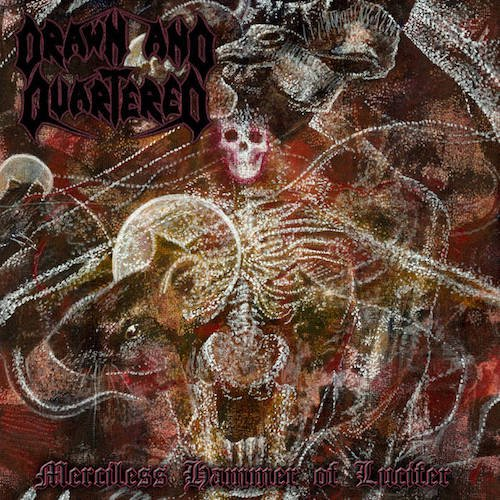 drawn and quartered merciless hammer of lucifer 2 cd はるまげ
