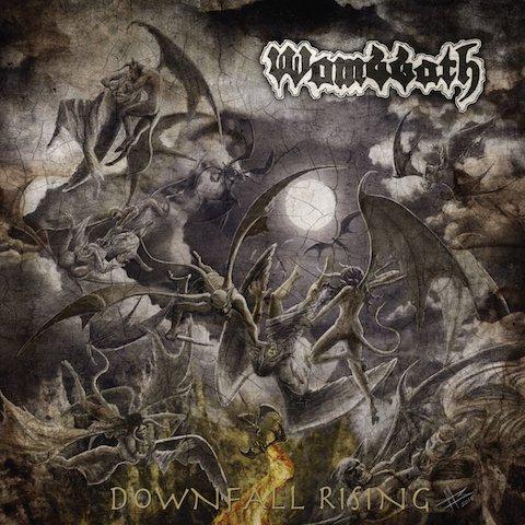 WOMBBATH / Downfall Rising (CD...