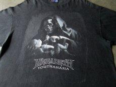 90's MEGADETH</br>Youthanasia</br>Print Tee