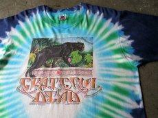 80's GRATEFUL DEAD</br>Tie-Dye Print Tee