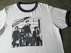 80's THE WAITRESSES</br>Print Ringer Tee