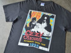 90's OZZY OSBOURNE</br>Retirement Sucks Tour</br>Print Tee