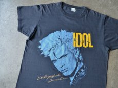 80's BILLY IDOL</br>North American Tour</br>Print Tee