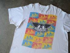 80's AEROSMITH</br>Pump</br>Print Tee