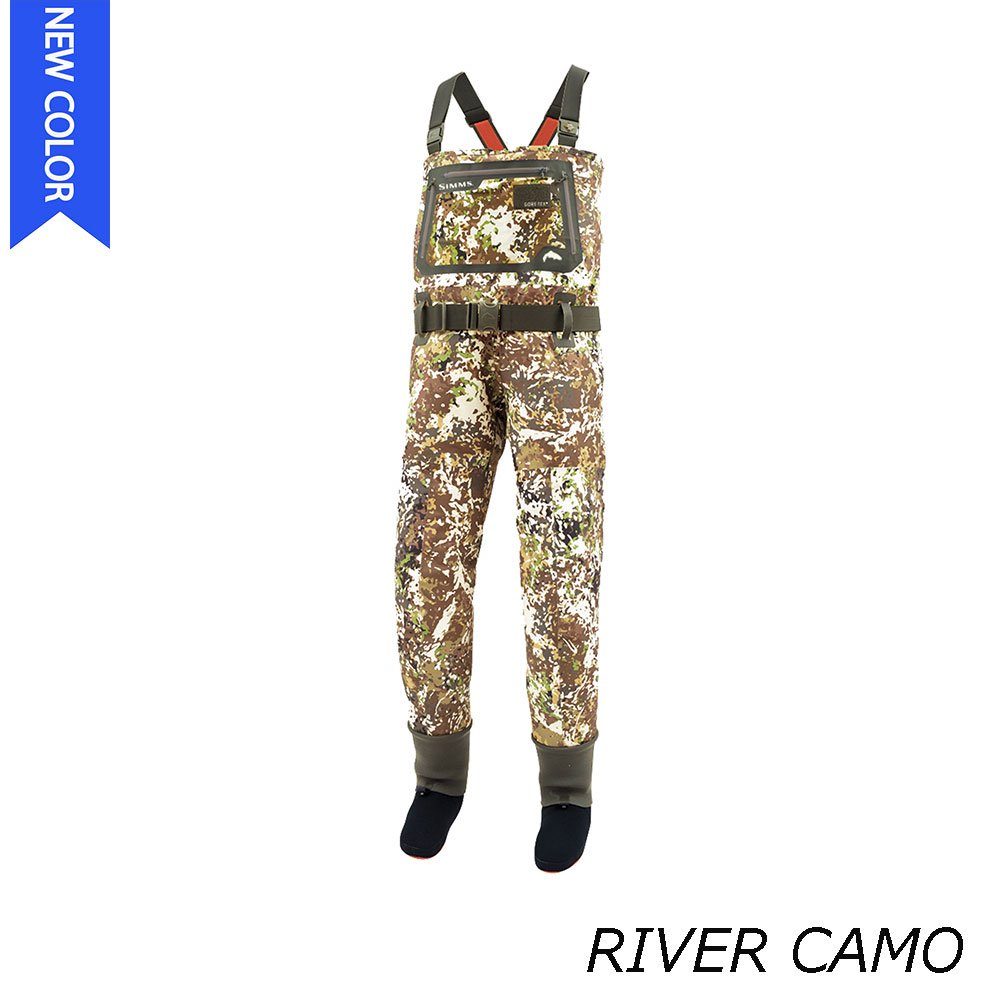 <img class='new_mark_img1' src='https://img.shop-pro.jp/img/new/icons1.gif' style='border:none;display:inline;margin:0px;padding:0px;width:auto;' />G3 GUIDE STOCKINGFOOT RIVER CAMO