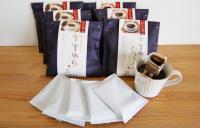 雪室珈琲 ドリップバッグ 5杯分入×6袋まとめ買い[オリジナルブレンド/ショコラ 各3袋]│送料込│